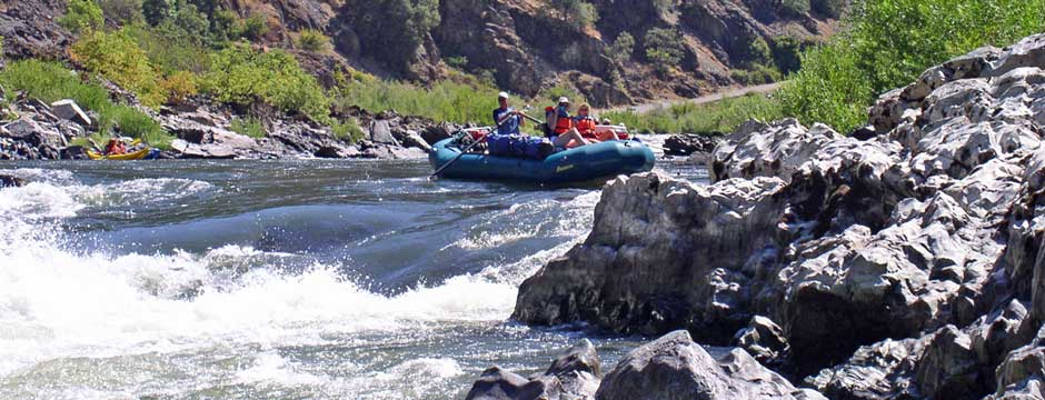 Jeff Helfrich Rogue River Rafting Trips