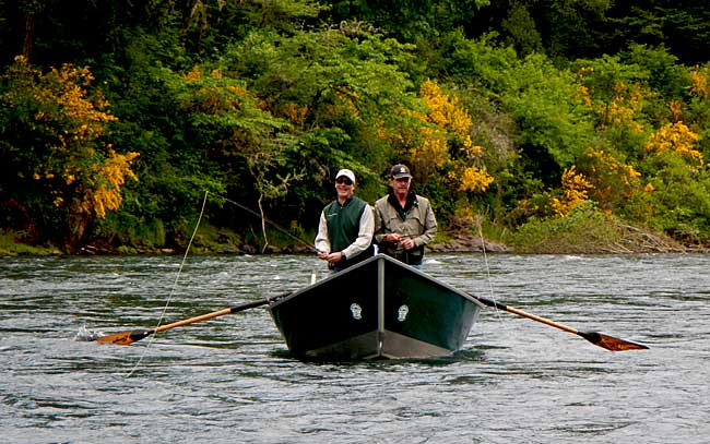 Jeff Helfrich Oregon Fly Fishing Pacific Northwest
